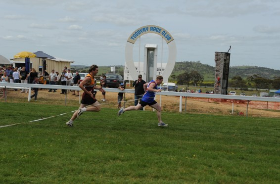 ruedavey dash for cash finish